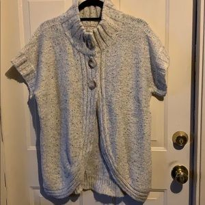 Arizona short sleeve cardigan